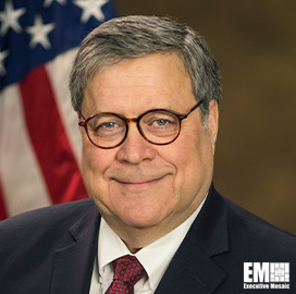 Barr: US Must Act Now on Chinese 5G Domination