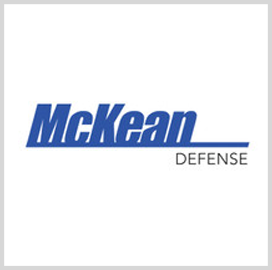 Navy Awards $249M Support Contract to McKean