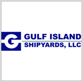 Gulf Island Shipyards Lands $130M Contract Mod for Rescue Ships, Unique Item Identification