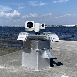 Navy Develops Amphibious UAS Tracker