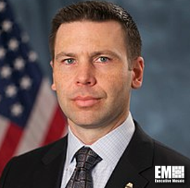 Steampunk BOD Adds Former Acting DHS Chief McAleenan to Roster
