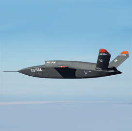 US, Australian Air Forces Work to Develop Autonomous Aircraft