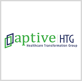Aptive ATG to Provide Healthcare, Consulting Services to VHA Under $1B IHT IDIQ