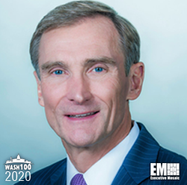 Executive Profile: Roger Krone, Leidos' Chairman, CEO
