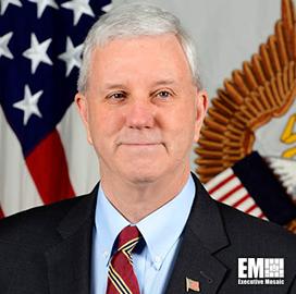 James McPherson Named Navy Acting Secretary