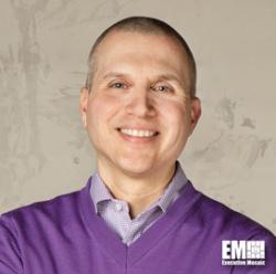 Dan Tucker, Booz Allen's Digital Platform Capability Team Leader