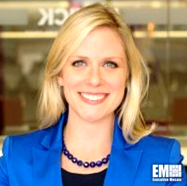 Executive Profile: Holly Holt, Day & Zimmermann's Communications, Marketing Director for Government Services