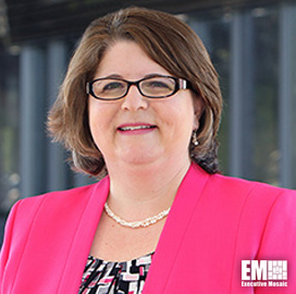 Jennifer Welham, ICF's SVP for Public Health