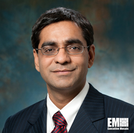 Kamal Narang, VP, GM of GDIT's Federal Health Sector