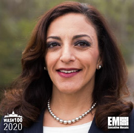 Katie Arrington, CISO, Office of the Undersecretary of Defense for Acquisition and Sustainment