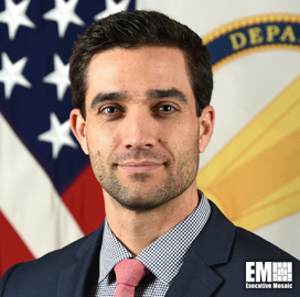 Paul Puckett, Director of Army's Enterprise Cloud Management Office