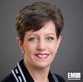Rebecca Cowen-Hirch, SVP for Government Policy & Strategy at Inmarsat Government