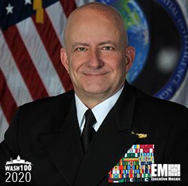 Robert Sharp, 7th NGA Director