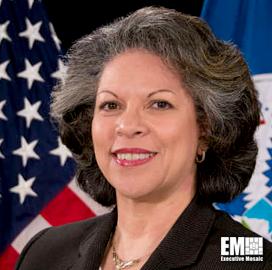 Soraya Correa, Chief Procurement Officer at DHS