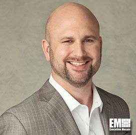 Steve Escaravage, Booz Allen's SVP, Leader of AI, Analytics