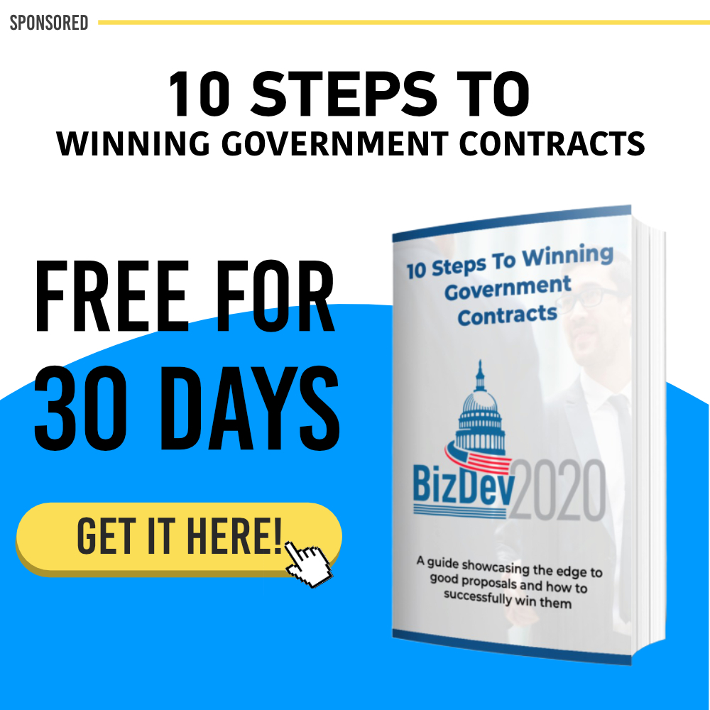 10 Steps to winning government contracts