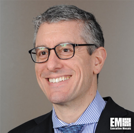 Ben Aspero, Perspecta's VP of Supply Chain, Procurement