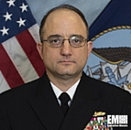 Casey Moton, Navy's PEO for Unmanned Small Combatants