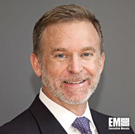 Chris Pehrson, GA-ASI's VP of Strategic Development