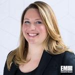 Jackie Fendrock, VP of Business Development Operations at ECS