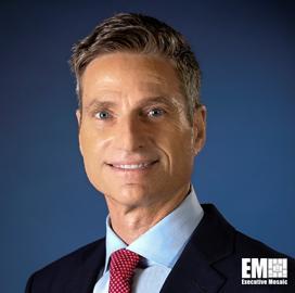 James Taiclet Named Lockheed Martin President, CEO