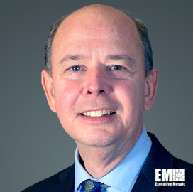 John McNiff, Business Development SVP of Mantech's MCIS Unit