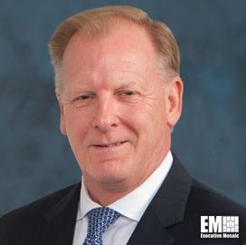 Kenneth Possenriede, Lockheed Martin CFO, EVP