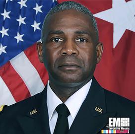 Lt. Gen. Darrell Williams, 19th DLA Director