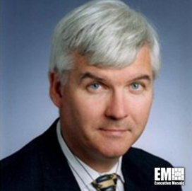 Mike Gaffney, EVP for Business Development at CACI