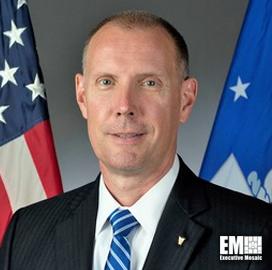 Timothy Applegate, Director of Air Force's Acquisition Management, Integration Center