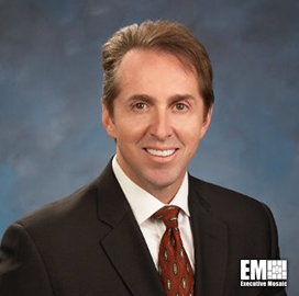 Troy Edgar, Department of Homeland Security CFO