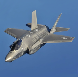 Air Force Buys Eight Lockheed F-35As Under $862M Deal