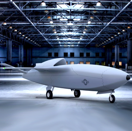 Air Force Taps Four Defense Contractors to Build Skyborg Drones