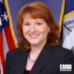 Amy Markowich, NAVAIR's Simulation, Test Director
