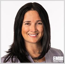 Barbara Borgonovi, VP of ISR Systems at Raytheon Intelligence & Space