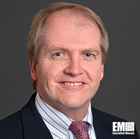 Jim Scanlon, EVP and GM for Defense Systems Group at SAIC