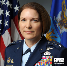 Mary O'Brien, Air Force's Deputy Chief of Staff for ISR, Cyber Effects Operations