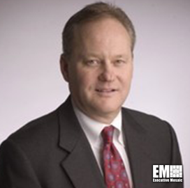 Nick Gibbs, Collins Aerospace's VP, GM of Simulation, Training