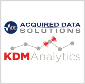 Acquired Data Solutions Forms Blade RiskManager Distribution Partnership With KDM Analytics