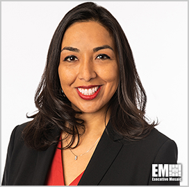 Annabel Flores, VP for Electronic Warfare Systems at Raytheon Intelligence & Space