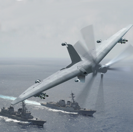 DoD Adopts CACI Anti-DroneTechnology to Counter UAS Threats