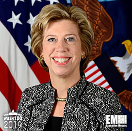 Ellen Lord: DOD is Focused on Implementing CMMC Program
