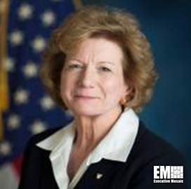 Janet Vogel, HHS' Acting CISO