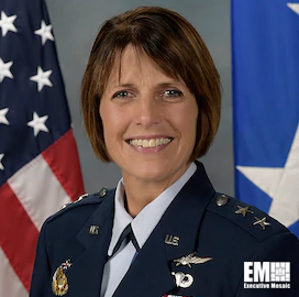 Maj. Gen. Kimberly Crider: Space Force Supports Three Service Branches
