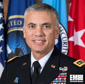 Paul Nakasone, NSA Director, CSA Chief