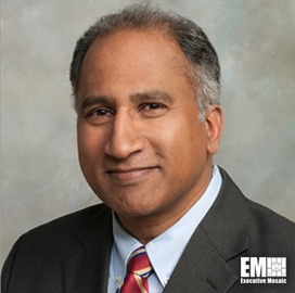Ravi Ravichandran, VP and CTO for Intelligence & Security at BAE Systems