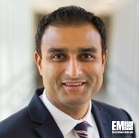 Zain Ahmed, VP and GM for Civilian and Law Enforcement Practice at CenturyLink