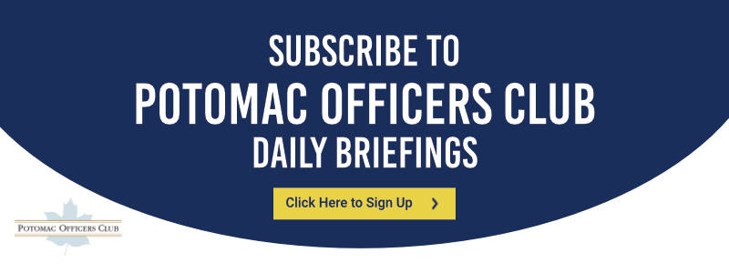 Subscribe to Potomac officers club daily briefings