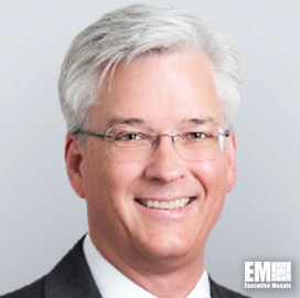 Bruce Samuelsen, SVP for International Maritime Programs and Business Development at Serco