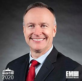 Chris Brady, President of General Dynamics Mission Systems